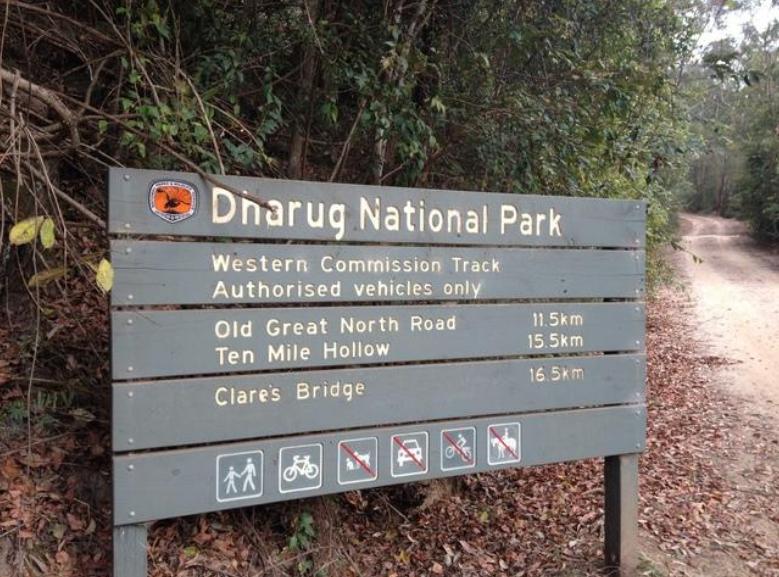 dharug_national_park_sign